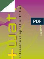 Watt Catalogo 2011