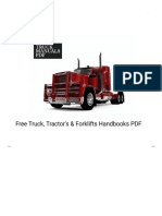 VOLVO APM Fault Codes DTC - Trucks, Tractor & Forklift Manual PDF