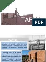 GyTC4-Clase 3 TAPIAL