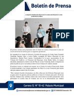 BOLETÍN DE PRENSA 24 DE JUNIO