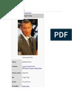 Biografia de Randy Orton