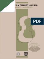 Metódica de conducción del arco en el violoncello I