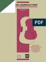 Metódica de los cambios de posición en el violoncello