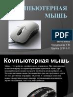 Компьютерная мышь.pptx