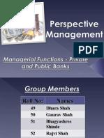 Perspective  Management - Sem1 MMS-I