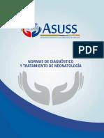 NORMAS DE DIAGNOSTICO Y TRATAMIENTO NEONATOLOGIA