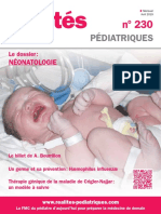 Réalités Pédiatriques N° 230 - 2019