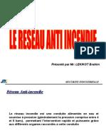 RESEAU ANTI-INCENDIE & EQUIPEMENT