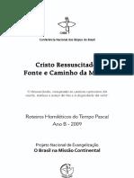 Ano B 3 Triduo Pascal - Tempo Pascal 2009