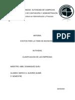 costos clasificacion de las empresas.pdf