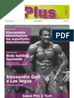 +Plus Magazine Numero1