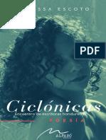 CICLÓNICAS N°20-MELISSA ESCOTO