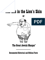 2005 - The Ass in the Lions Skin