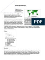 Sistema Internacional de Unidades – Wikipédia a Enciclopédia l