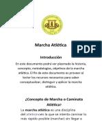 Actividad II Atletismo I