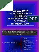 Habeas Data 2010