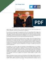Atilio Borón -Las alucinaciones de Vargas Llosa
