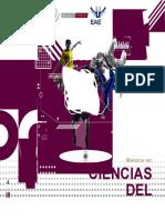 Brochure_MaestrÃ_a en Ciencias del Deporte