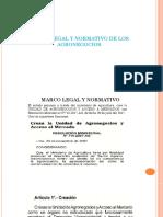 Marco Legal y Normativo - Semana 02