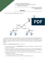 Examen Corrigé Réseaux de communication, Biskra 20155 E.pdf