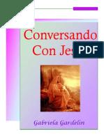 Conversando con Jesus