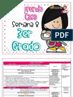 Plan Aprende en casa TERCERO (12-16 de Octubre)