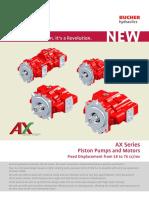 BUCHER AX pump 200-fl-991636-en