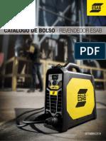 Catálogo de Bolso - ESAB