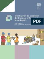 Investigacion de Accidentes Oit 2020