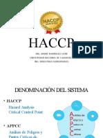 HACCAP CLASE