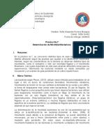 Reporte prac 7. Microbiología
