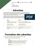 Adverbes _ Grammaire - deutsch.info