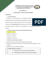 CUESTIONARIO_TÉCNICAS DE MUESTREO