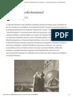 ¿Qué es la filosofía feminista_. La filosofía feminista como disciplina… _ by Danila Suárez Tomé _ Aug, 2020 _ Medium