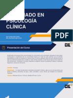 Diplomado psicología Clínica. Modulo 1. Salud Mental (1)