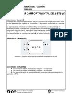 Hoja de datos -Mul2b if