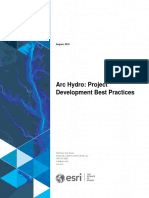 Arc Hydro - Project Development Best Practices