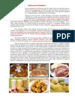 Gastronimia Brasileira