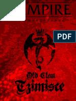 Old Clan Tzimisce - VtM - V5