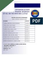 investigacion POZOS EN EL MUNICIO DE LA PAZ PINKYS.docx