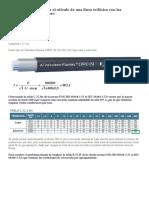 Cálculo de sección con resultado de varios conductores por fase con Cable App