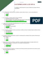 PREGUNTAS TEÓRICAS DE LA ITC-BT-16