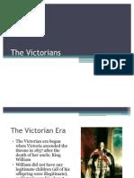 Victorians Powerpoint Presentation