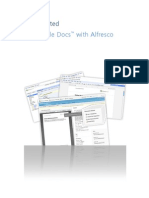 Getting Started With Using Google Docs With Alfresco