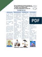 2.3 Normas morales y otros tipos de normas