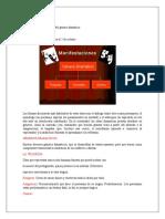 Tema 2 español 6 IV periodo manifestaciones del genero dramatico (1)