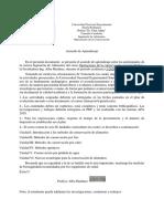 Operaciones de la conservacion Acuerdo y plan 2-2020