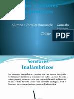 redes y sensores inalambricos Corrales Bouroncle Gonzalo