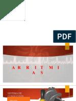 Cardiopatia isquemica, valvulopatias y arritmias. PARTE   3pptx