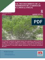 INTA_Bases Reconocimiento de La Flora_CAPITULO 8 ARBUSTOS